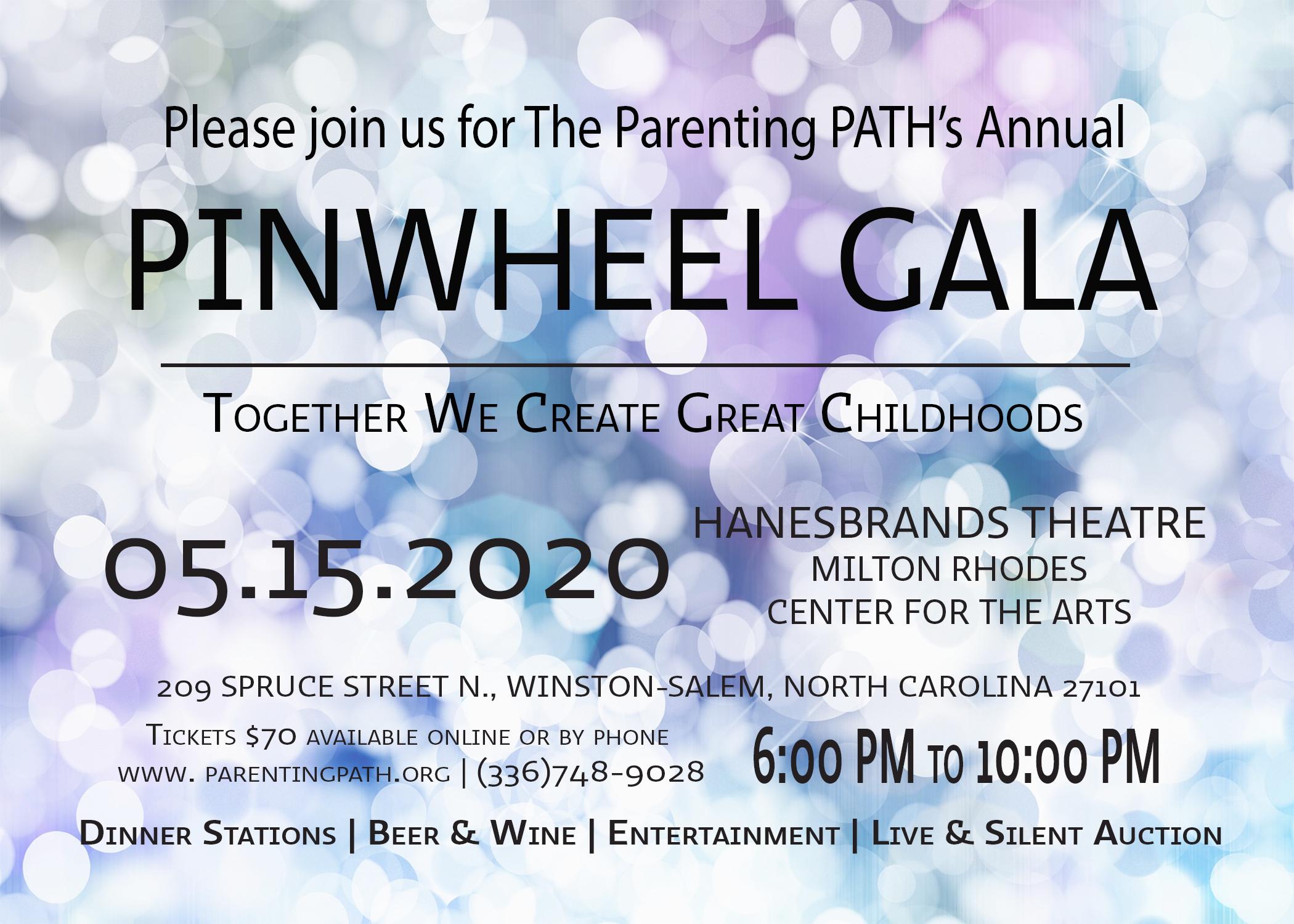 Annual Pinwheel Gala