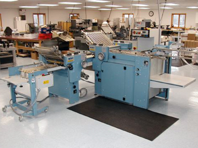 MBO B20-P Folder with Right Angle