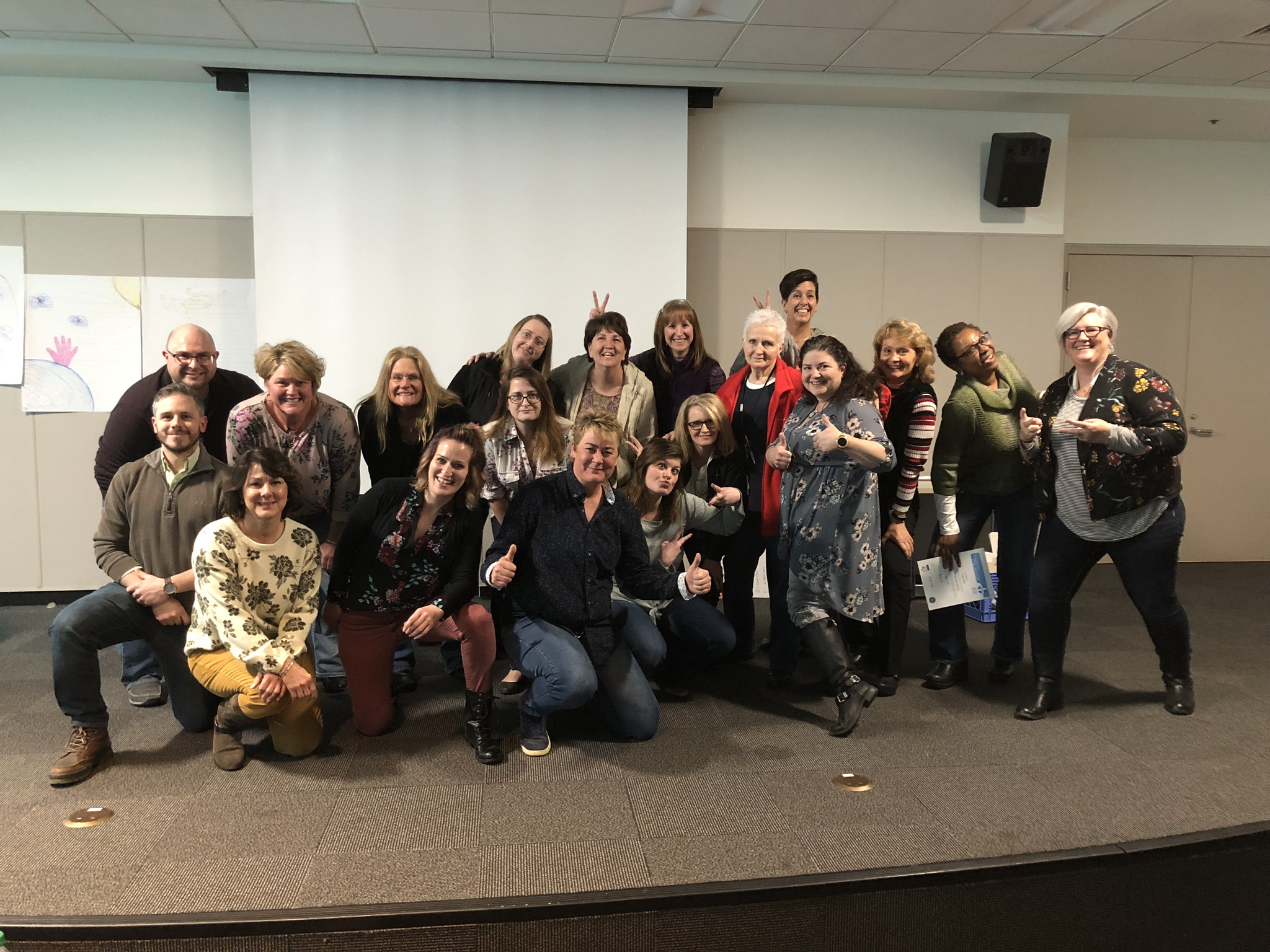 FCA MHFA Training Group Photo - 3/8/2019