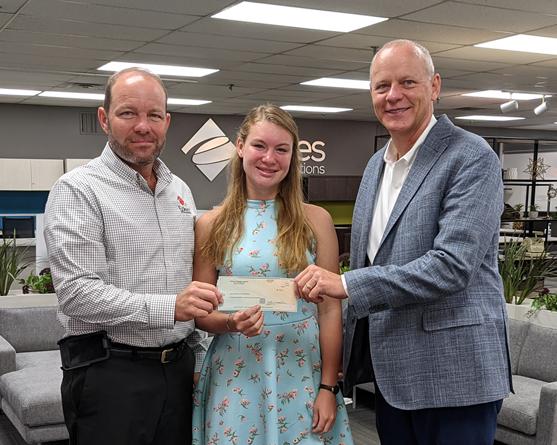 2021 BTA Scholarship Awarded to Ashley Nierman