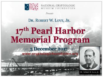 2017 Pearl Harbor Program