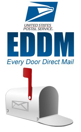Every Door Direct Mail and direct mail