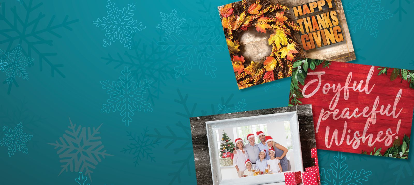 Order your holiday cards online today!