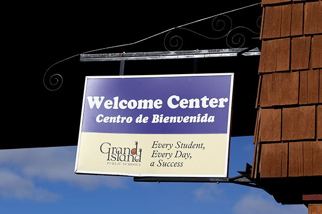 Grand Island Public Schools Welcome Center