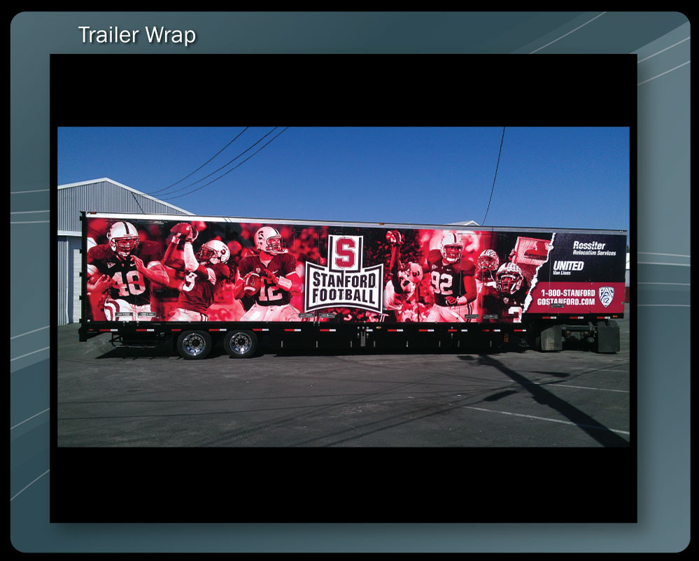 TRACTOR TRUCK WRAP