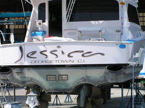 """Viking Yacht """"Jessica"""""""