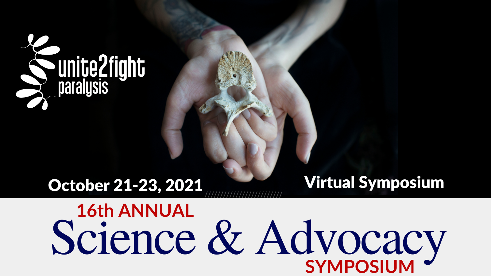U2FP's Annual Symposium has gone virtual - Register Now!