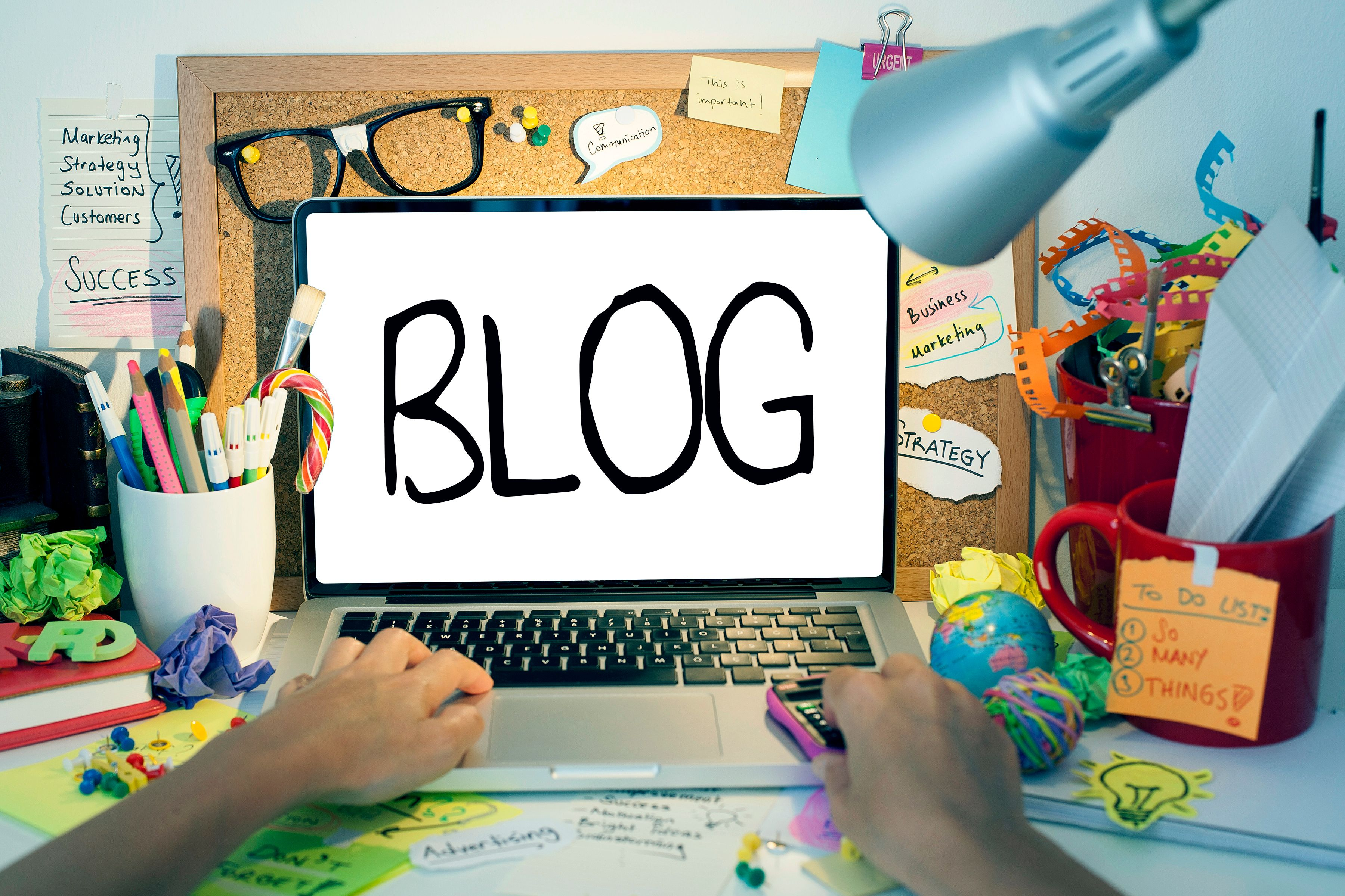 Content Ideas for Your Next Business Blog