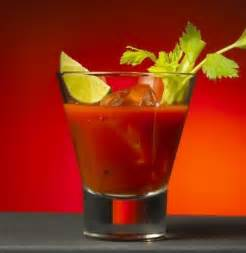 Bloody Mary Mix off