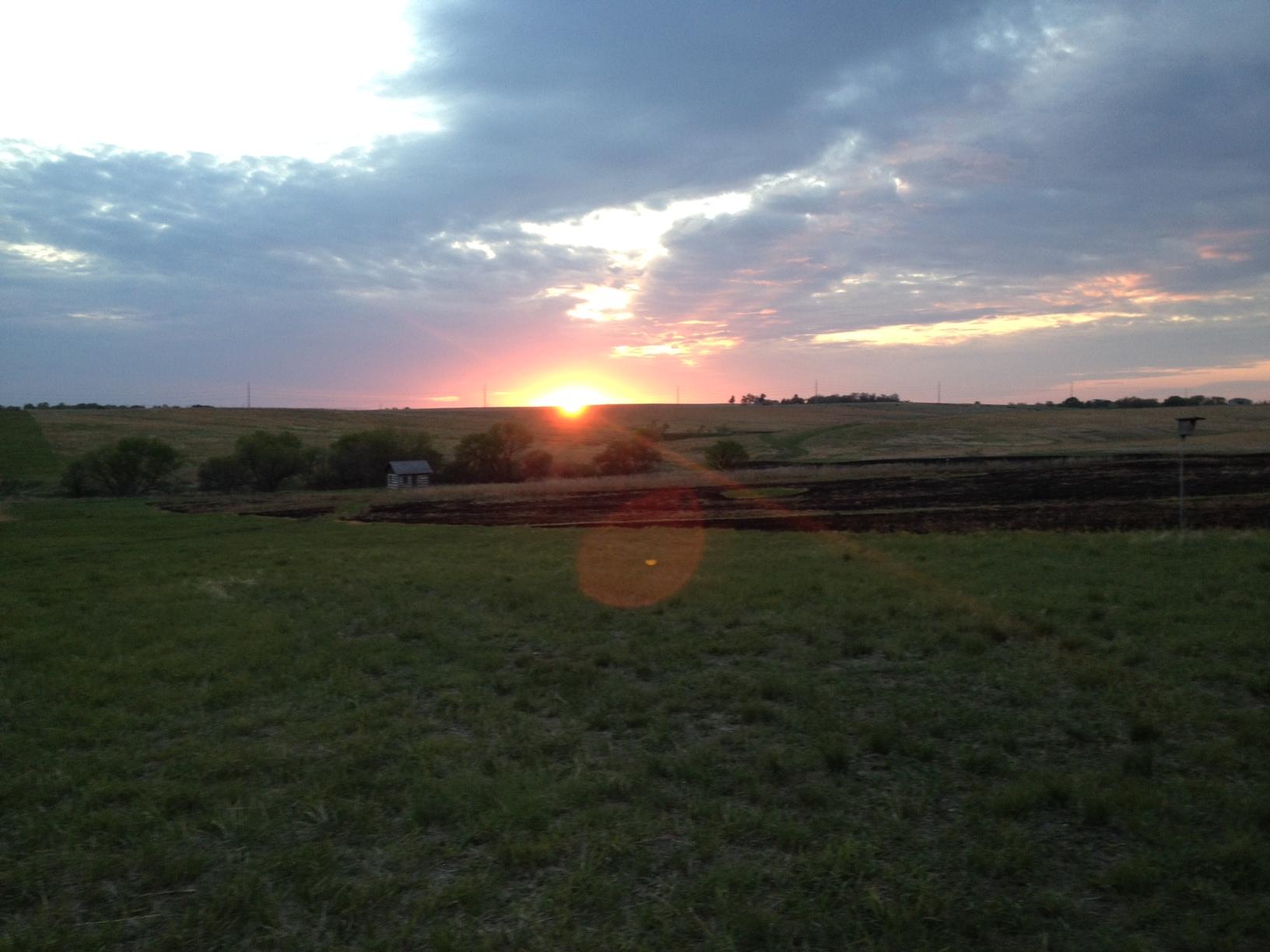 Mystery on the Prairie