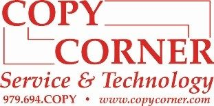 Copy Corner Scholarship for Community Service