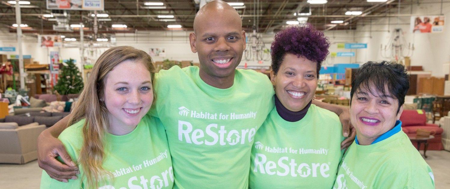 Habitat ReStore | Volunteer