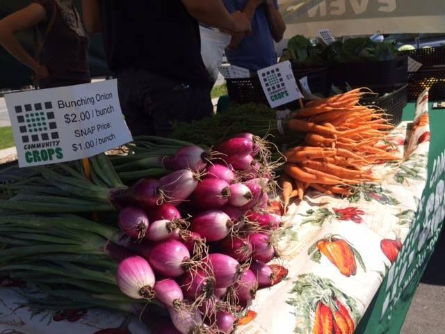 Veggie Van Aims To Put The Brakes On Healthy Food Gap