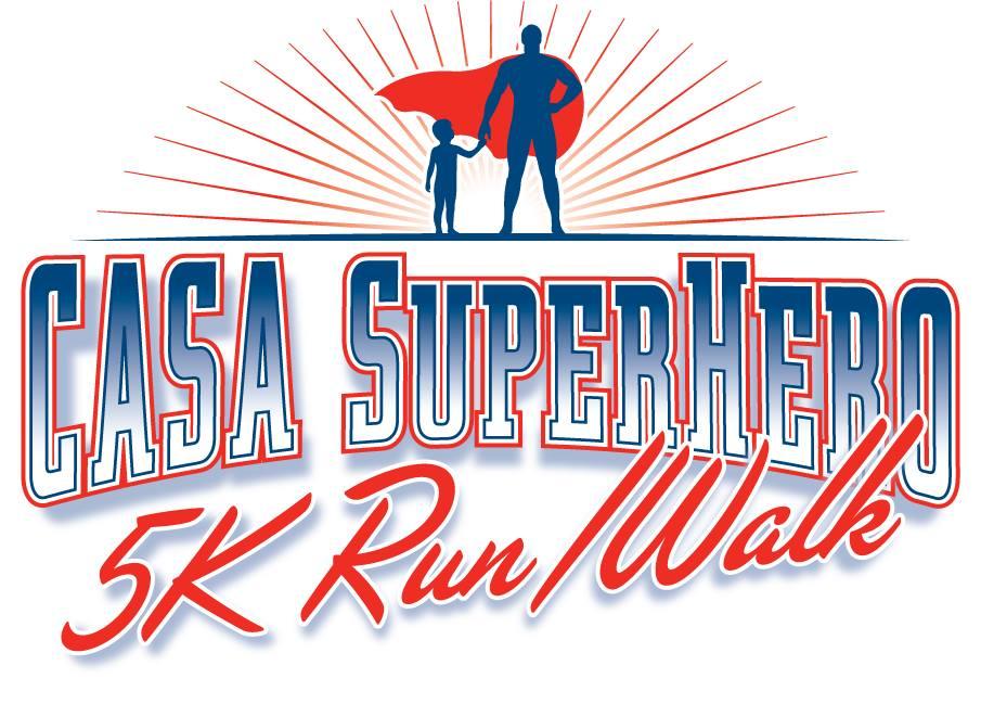 CASA of Tipton County Superhero 5k