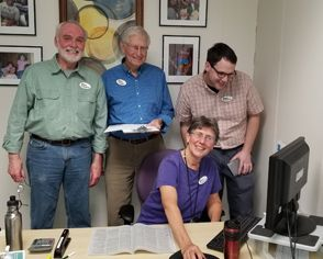 Who Does Taxes for Free? OnTrack WNC's VITA Volunteers, That's Who!