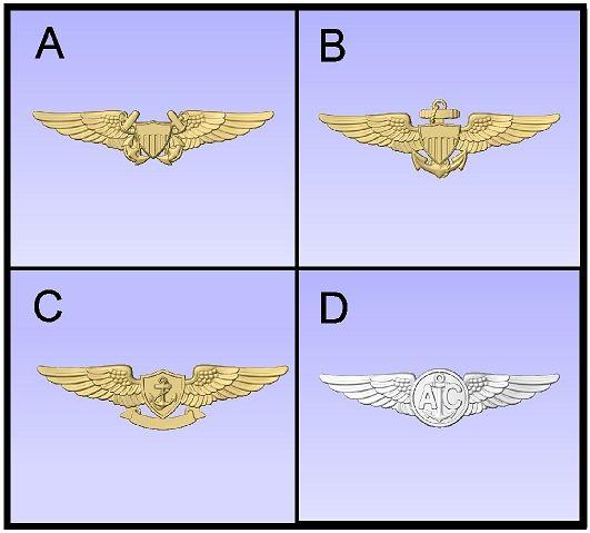 V31396 - Navy 3D Carved Art Appliques for Plaques (3 of 5)