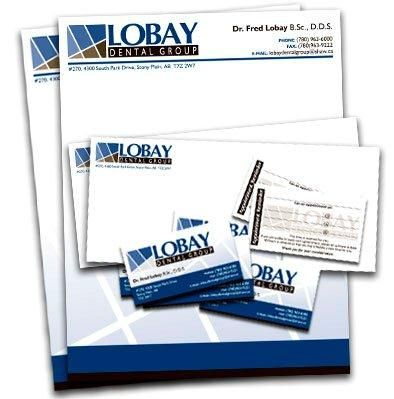 Business Cards / Letterhead / Envelopes