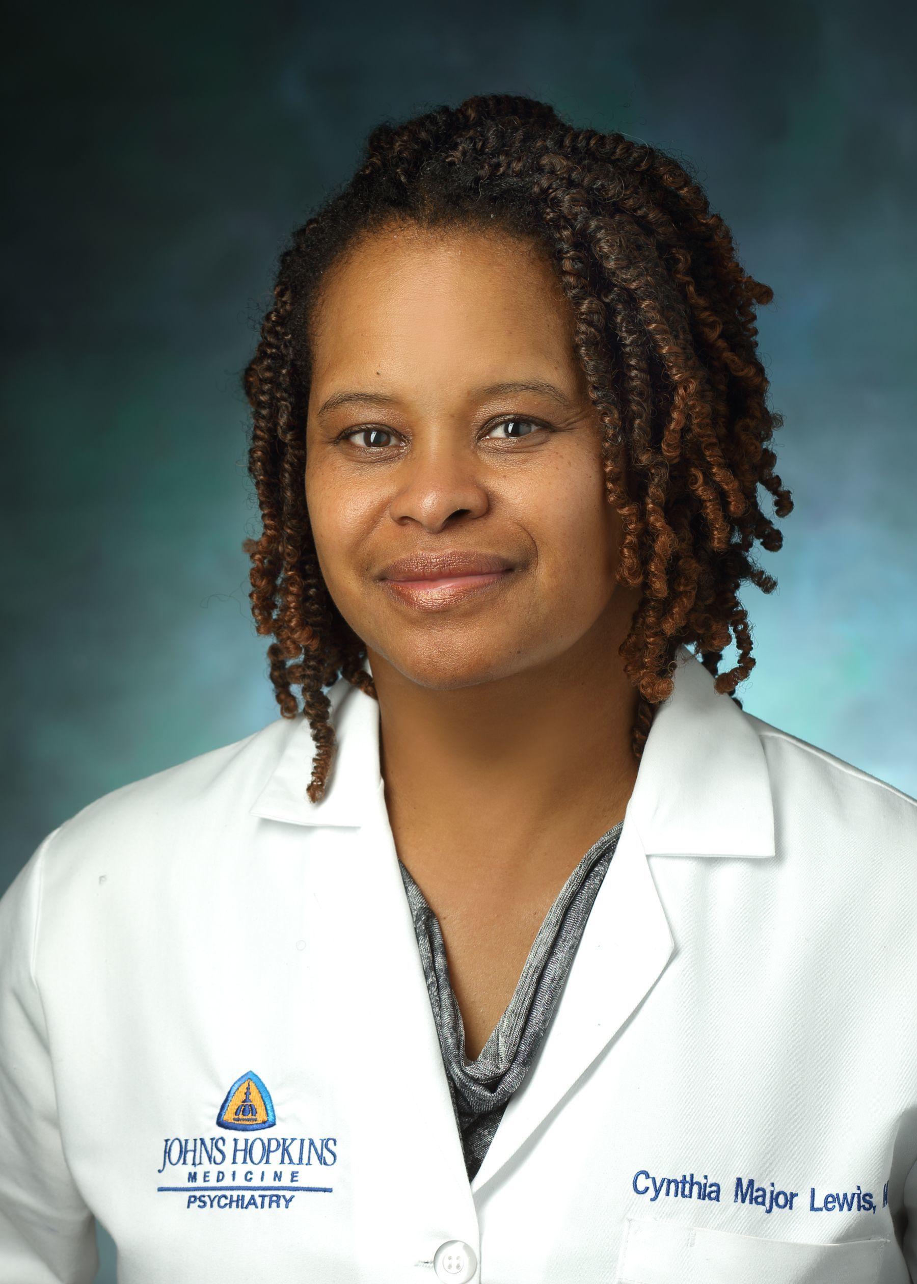 Black History Month 2021 Psychiatrist Spotlight: Dr. Cynthia Lewis