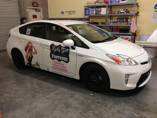 Etsy store vehicle graphics and wraps Anaheim CA