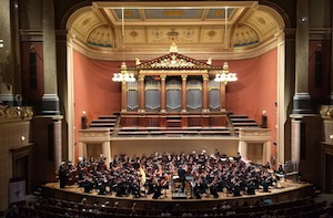 Rudolfinum Hall, Prague