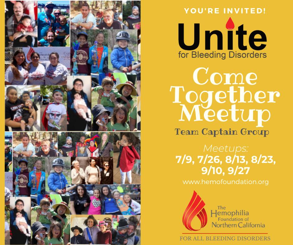 Come Together Meetups!