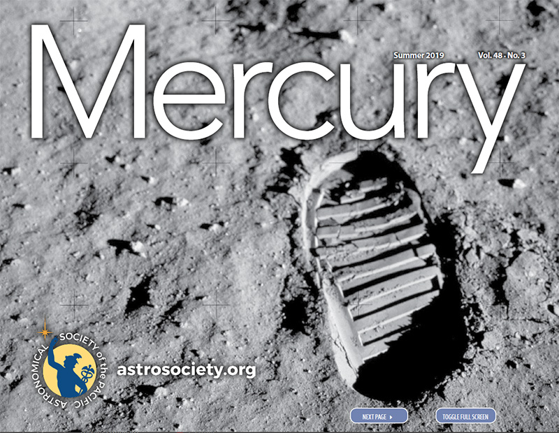 Mercury, Summer 2019 (vol. 48, no. 3)