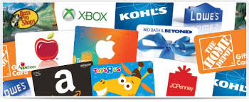 Teen Gift Card Program