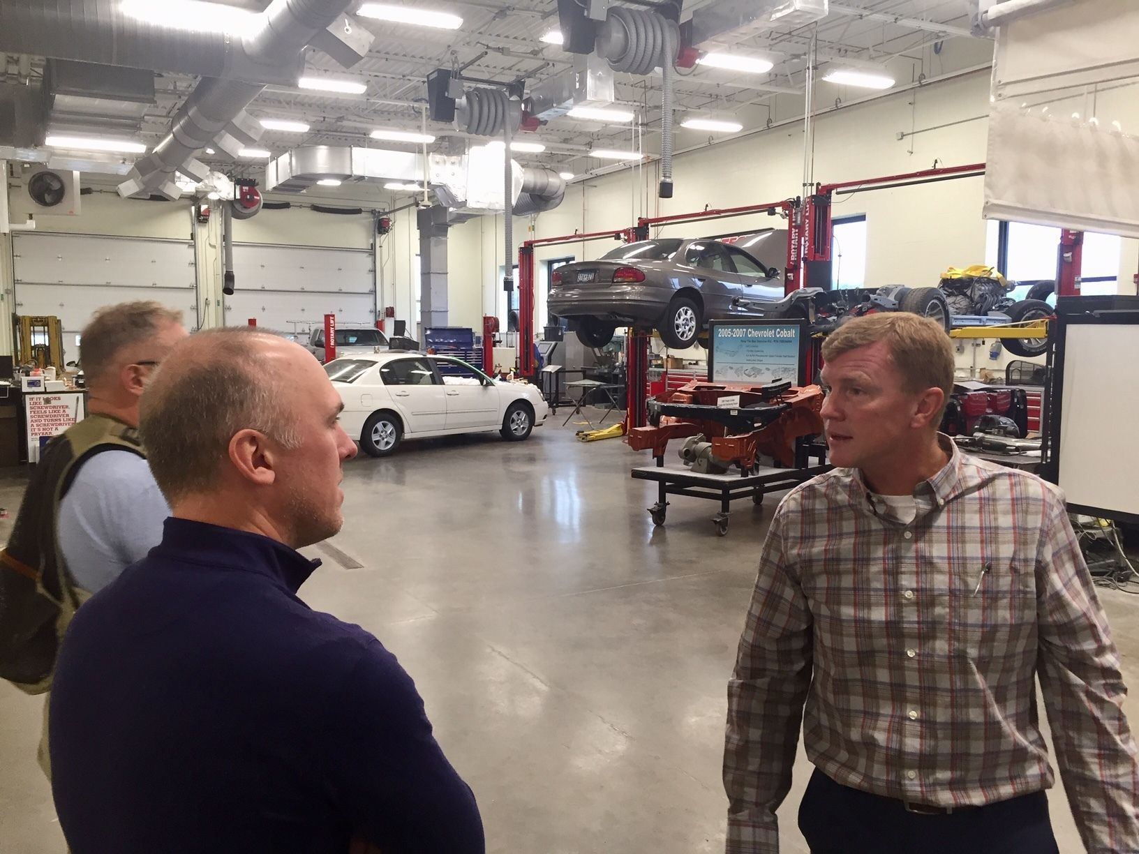 Local Alumnus Josh Slayton Gives back to the Wausau School District, Supports Career and Technical Education