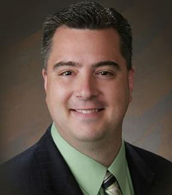 Dr. Eric Weber, Ed.D; Associate Superintendent of Human Resources, Lincoln Public Schools
