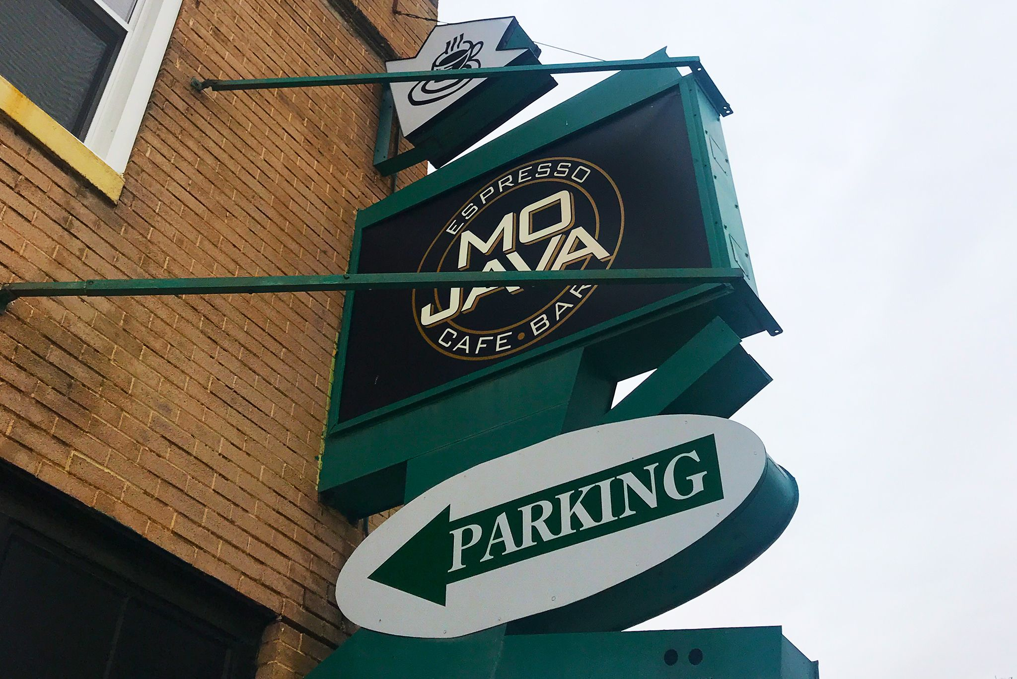 Lincoln RISE & Shine at Mo Java - Every Tuesday!