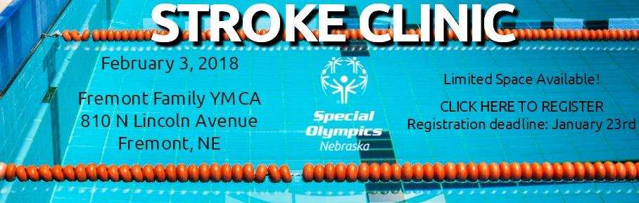 2018 Swim Clinic