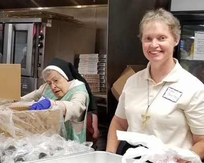 Felician Sisters Answer Call for Volunteers