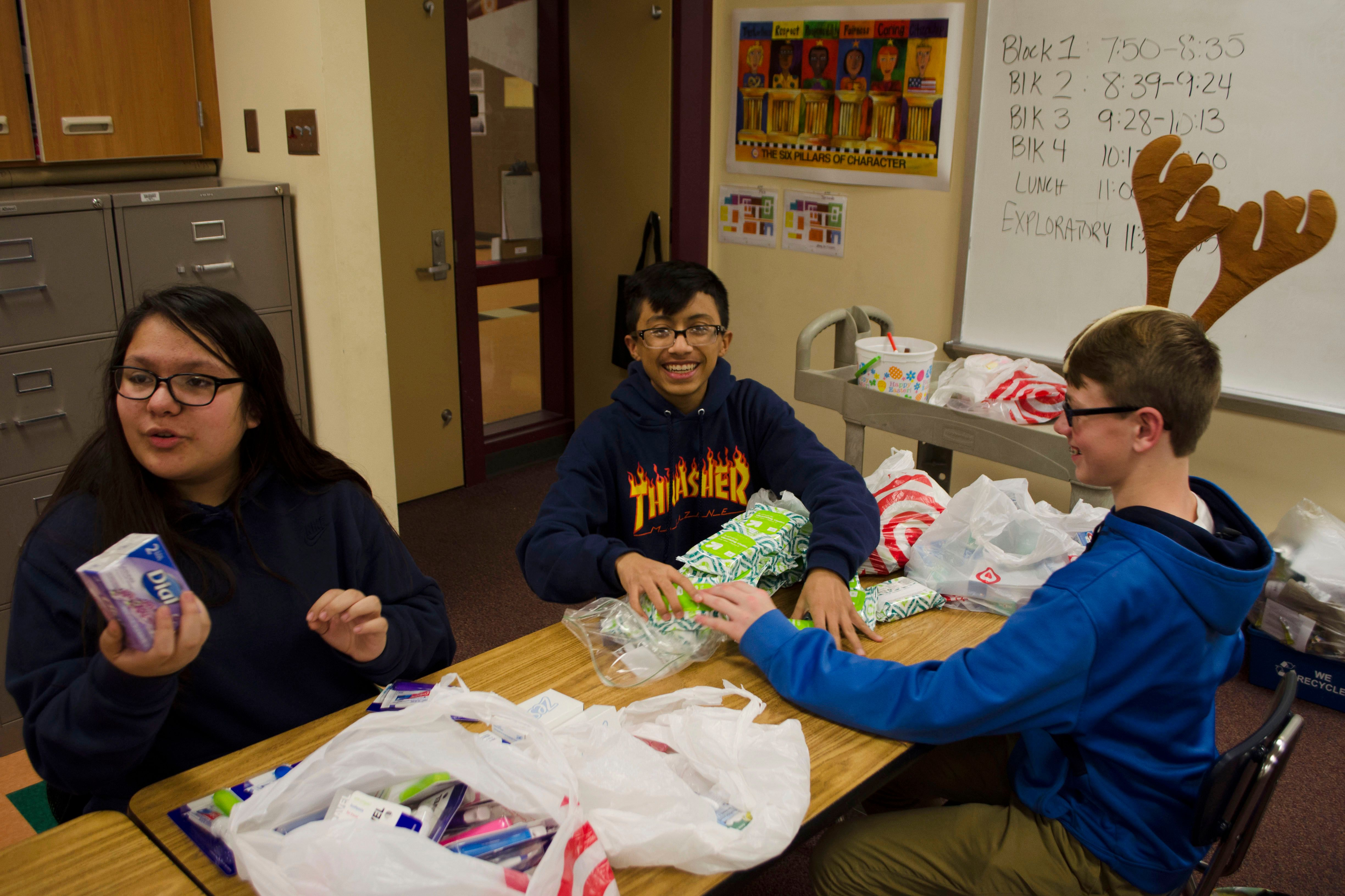 Serving Omaha's homeless population, Completely KIDS youth feel grateful