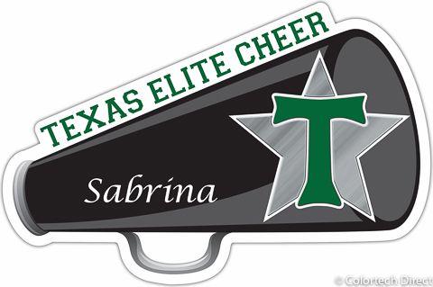 Texas Elite Cheer Design