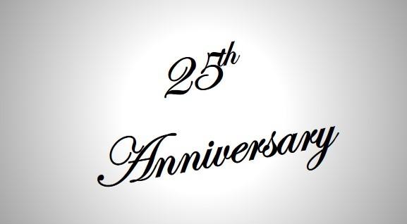 25th Year!