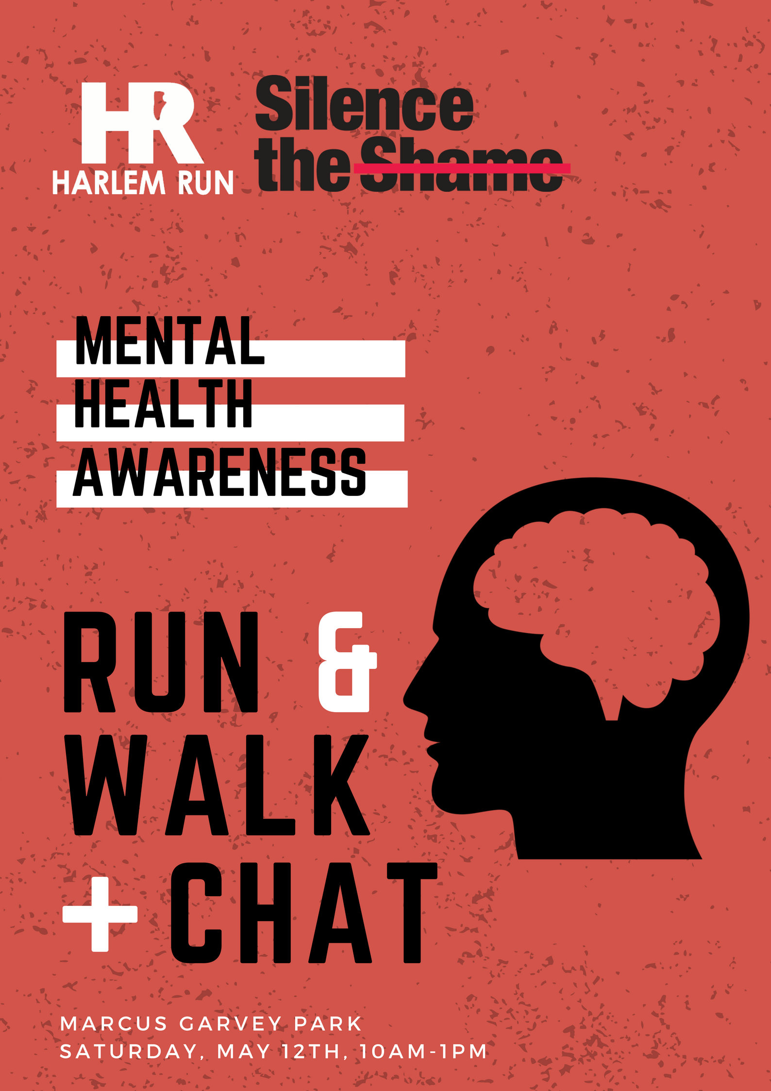 Silence the Shame + Harlem Run 5K Run/Walk