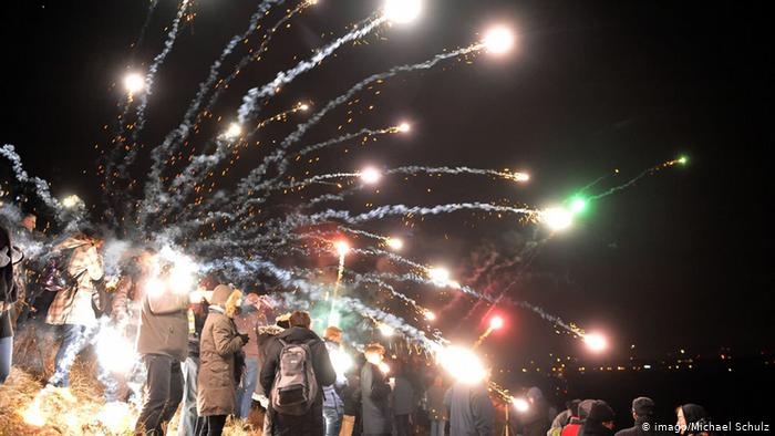 10 German traditions on New Year's Eve