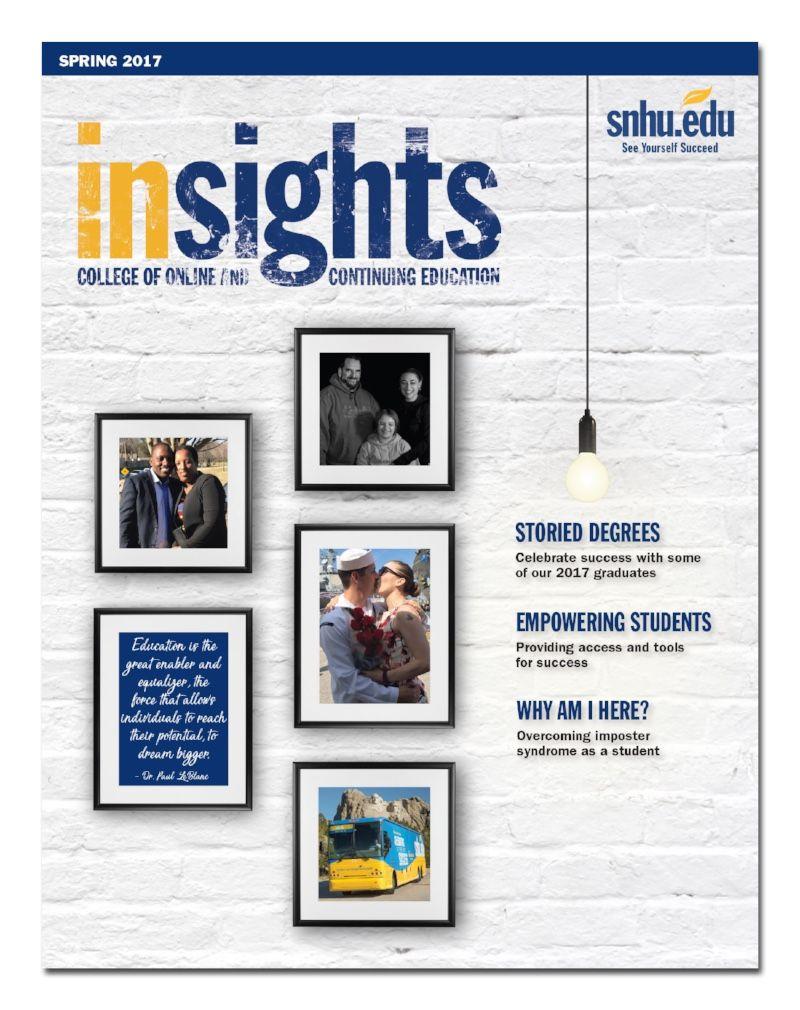 Southern NH University Insight Catalog