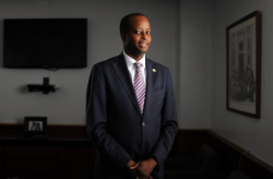 WAYNE FREDERICK, MD '94, NAMED INTERIM PRESIDENT, HOWARD UNIVERSITY