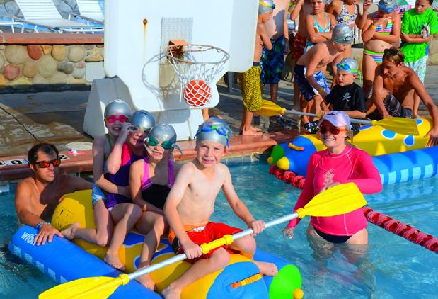 Swim Club starts June 13th!