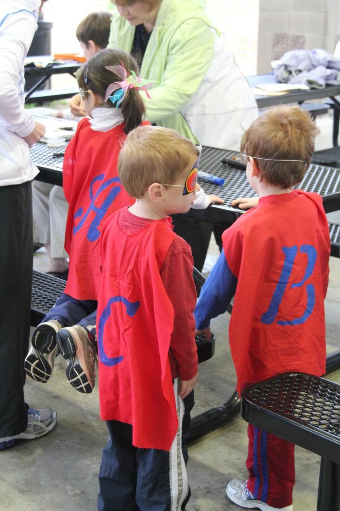Registering the triplets