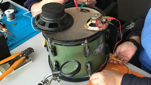 Handmade Electronic Music | Hardware Hacking Workshop