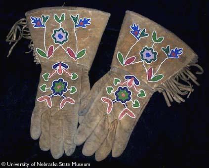 Plains Meti gloves