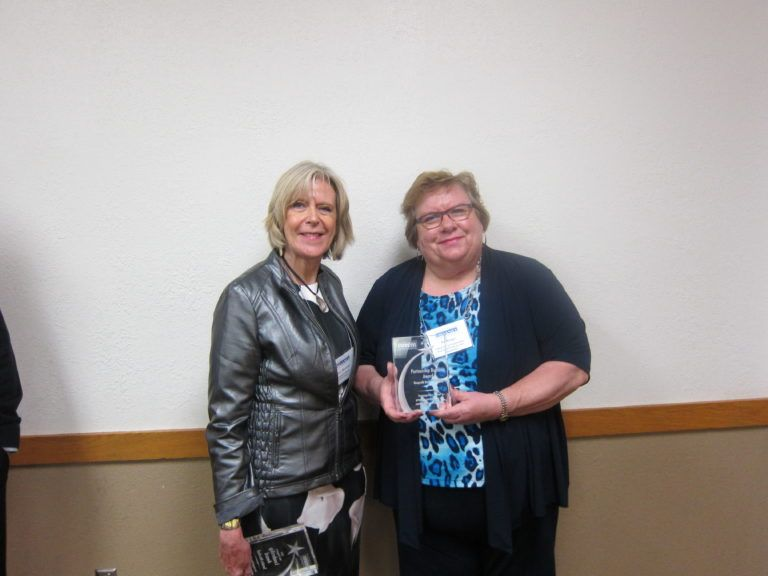 Grand Forks Nonprofit Business Alliance Receives Partnership Building Award
