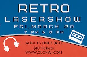 Retro Laser Show