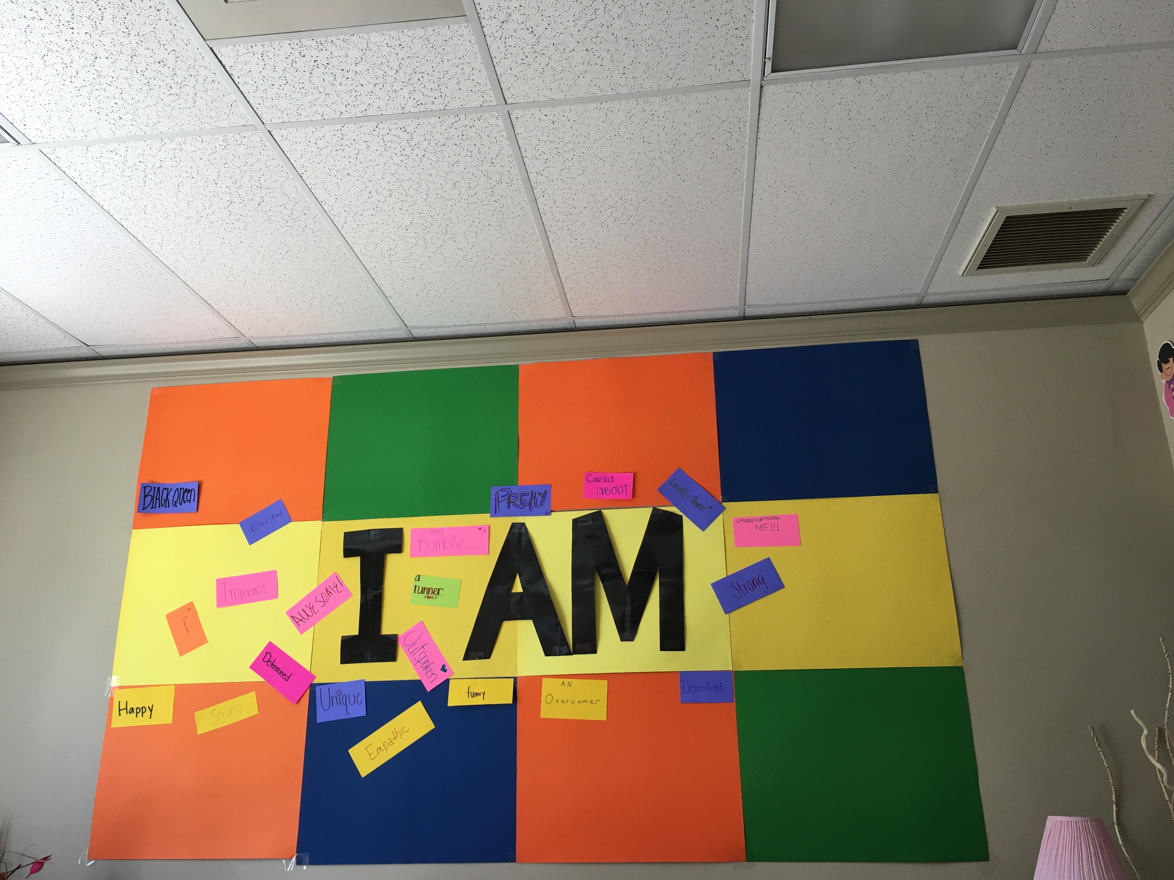 """Teen Leadership """"I AM"""""""