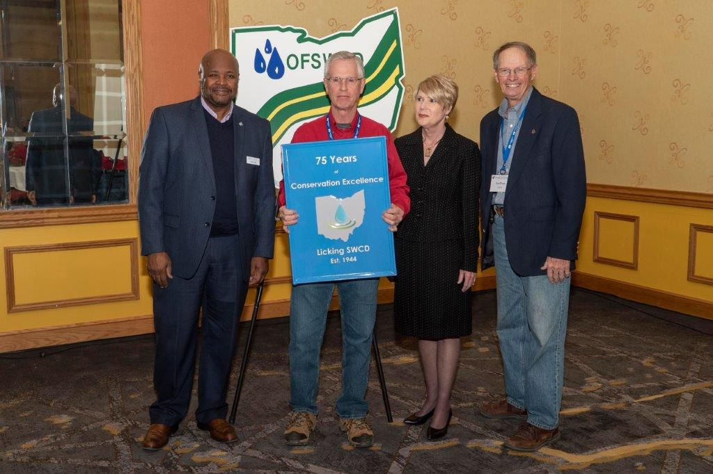 Licking SWCD Supervisor Elected to OFSWCD Board of Directors