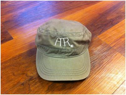 AMR Military Cap