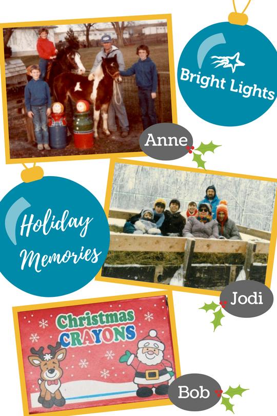 Staff Holiday Memories