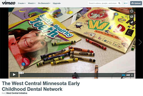 VIDEO: ECDN Champions Good Oral Health for Children and Families